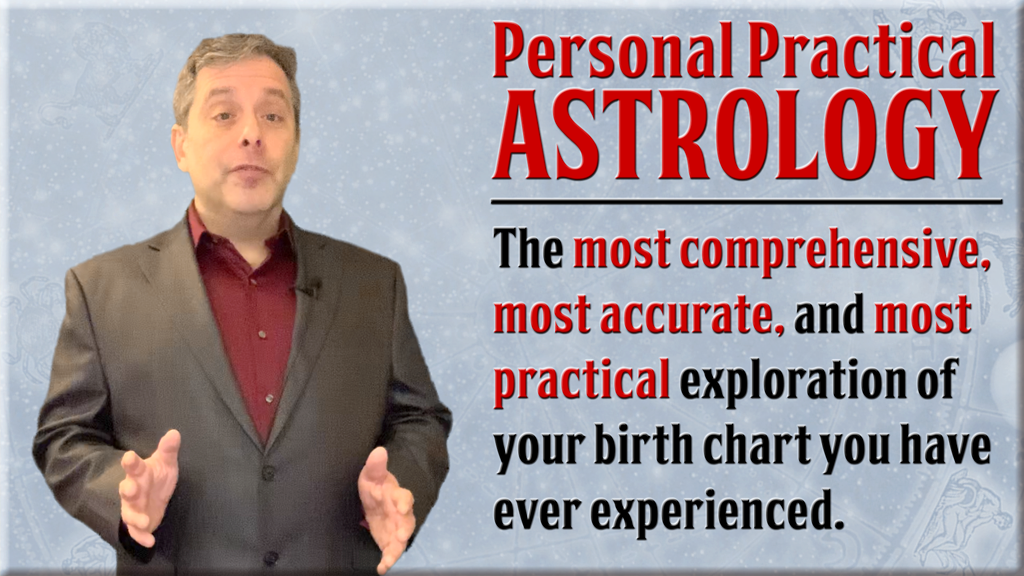 The most comprehensive, most accurate, and most practical exploration of your birth chart you have ever experienced.